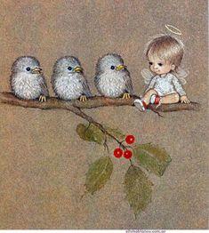 Artist Ruth Morehead