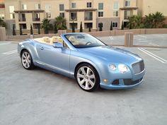 2012 Bentley GTC