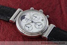 IWC Portofino Chronograph Stahl Quarz Kal. 630 Ref. 3735 | 152490