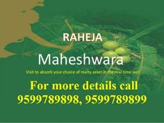 check out this Raheja Maheshwara Article. And get updated http://www.apsense.com/article/the-combination-of-affordability-and-luxury-at-raheja-maheshwara.html
