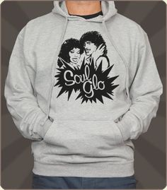 You know you NEED this Soul Glo Hoodie