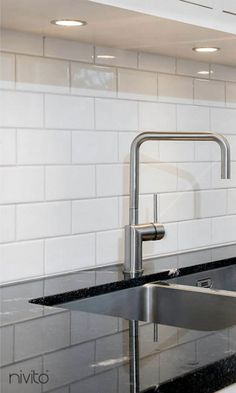 Nivito - Rhythm RH-300 Acier brossé, Acier inoxydable #nivito #brosse #acierinoxydable #brosseacierrobinet #mixertap #robinet #acierbrossé #robinetterie #robinetdecuisine #robinetsdecuisine #kitchentap #kitchensinkfaucet #cuisine #acier Best Interior Design, Scandinavian Interior, Luxury Interior, Interior Styling, Interior Architecture, Interior Decorating, Cool House Designs, Modern House Design, Home Decor Trends