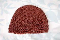 Ravelry: Butterfly Hat: 3 months pattern by Alli Hyer