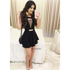 Hot Outfits, Cute Casual Outfits, Dress Outfits, Girl Outfits, Fashion Outfits, Sexy Dresses, Cute Dresses, Casual Dresses, Short Dresses