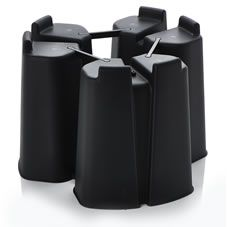 Water Butt Stand Slim Black at wilko.com