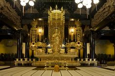 Grand Hall, Cloud City, Zen Meditation, Guanyin, Japanese Architecture, Buddhist Art, Sacred Art, World Cultures, Deities