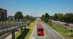 Águas de Pontal: Bogotá: Uma política de transporte público que dá ...