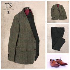 niet met TS Tailormade. Tweed