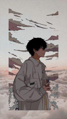 Anime Backgrounds Wallpapers, Anime Scenery Wallpaper, Cute Cartoon Wallpapers, Animes Wallpapers, Whats Wallpaper, Cute Tumblr Wallpaper, Cute Anime Pics, Cute Anime Boy, Anime Love Story