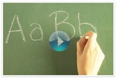 Video Resource: How to Teach Handwriting - Pinned by @PediaStaff – Please Visit http://ht.ly/63sNt for all our pediatric therapy pins