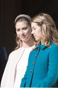 Royal Family Around the World Princess Alexandra of Hannover whit Beatrice
