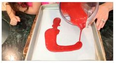 You only need fruit and honey to make these fun and easy fruit roll ups for kids.