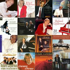 [Piano/New Age/Classical] Richard Clayderman - Collection (1982-2013) [140CD] [NRG/APE/FLAC]