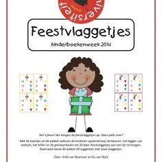 Met de kaartjes uit dit pakket oefenen de kinderen spelenderwijs de kleuren, het leggen van reeksen, het tellen en de getalsymbolen tot 20 door feestvlaggetjes aan een lijn te hangen. Daarnaast bevat dit pakket 20 suggesties met losse vlaggetjes.