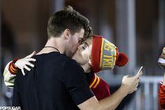 Miley Cyrus Kissing Patrick Schwarzenegger | Photos | POPSUGAR Celebrity Miley Cyrus Is Dating Him