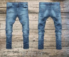 ColorHunt's Mens Stylish Denim Jeans - Regular Fit Blue Jeans  Material: Denim Jeans Style No. LD - 32471 Size- 30:32:34:36:38 Ratio - 01:03:03:03:02 For Bulk Order: Call: 9879019876 WhatsApp: 9879019876 Email: colorhunt2011@gmail.com