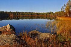 Erämaajärvi  Photo and Copyright: Tapani Uusikylä