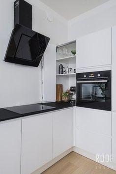 aamiaiskaappi modernissa keittiössä