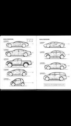 Car proportions - New Ideas Car Design Sketch, Car Sketch, Design Autos, Preppy Car, Industrial Design Sketch, Sketches Tutorial, Car Illustration, Motorcycle Design, Sketch Inspiration