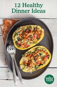 How to cook spaghetti squash recipe beta carotene noodle healthy dinner recipes forumfinder Gallery