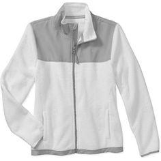 Danskin Now Women's Sport Fleece Jacket: Women : Walmart.com