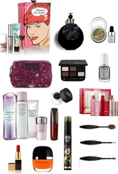 A Gift Guide: The Beauty Queen  #GiftGuide #Christmas #Gifts #Makeup