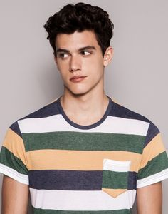 Xavier Serrano for the Fall 2014 Lookbook of Pull & Bear