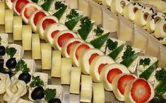 Sýrové roládky na jedno zakousnutí New Recipes, Sushi, Food And Drink, Low Carb, Pizza, Treats, Snacks, Ethnic Recipes, Sweet Like Candy
