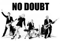 No Doubt have release the tracklisting for 'Push And Shove' below. The album will be released on September 25.
