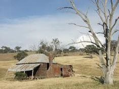 images of old australian country buildings - Google Search Derelict Buildings, Old Buildings, Abandoned Houses, Abandoned Places, Australian Bush, Australian Homes, Australia Landscape, Aboriginal History, Best Barns
