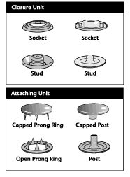 Snap  tutorial--which snaps to use on different fabrics and how to use them
