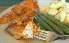 Sajt és szalonna bevetésben: Ilyen ropogós még sosem volt a sült csirke! - Ripost