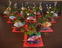 ♪ ひなのからお知らせ ♫ - 製作活動 New Years Decorations, Mother And Child, Diy And Crafts, Planter Pots, Plants, Blog, The Creation, Dekoration, Mother Son