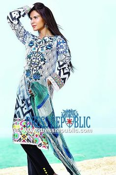 So Kamal Spring Lawn Collection 2014 by Zara Shahjahan | Lawn Dresses  Latest Lawn Dresses 2014: Buy Online So Kamal Spring Lawn Collection 2014 by Zara Shahjahan in USA on Dressrepublic. New York, NY