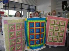 Quilt Patterns For Beginners | Here's Looking At You quilt pattern, available for the first time ...