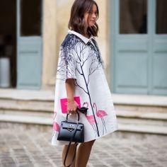 Miroslava Duma Mira Duma Street Style Street Fashion by STYLEDUMONDE Street Style Fashion Blog