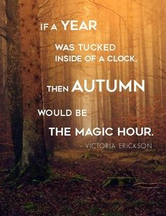 Fall Poster with Autumn Quote Get your students excited and ready for fall with this lovely quote by Victoria Erickson featured on this beautiful and enchanting fall background! All Nature, Nature Quotes, Life Quotes, Wisdom Quotes, Quotes Quotes, Victoria Erickson, Fall Memes, Autumnal Equinox, Fall Background