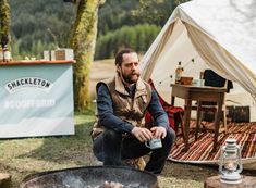 Richard Rankin, Whisky Bar, Forest Cabin, Secret Location, Interactive Map, Off The Grid, 25 Years Old, Free Travel, Stunning View