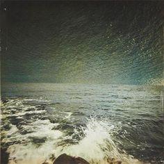 Gerhard Richter, Meer (Sea), 1972 (Offset print)