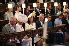 Wedding guests @ Royal Wedding