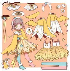 娃衣草图|LOFTER(乐乎)