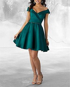 Short A Line Homecoming Dresses Satin Beaded: It is breathable for any season wearing Imported Short Homecoming Dresses 2019 Satin Beaded Prom Dress A line Evening Formal Gowns for Women Formal Prom, Formal Evening Dresses, Formal Gowns, Beaded Prom Dress, Tulle Dress, Hoco Dresses, Homecoming Dresses, Affordable Prom Dresses, Occasion Dresses