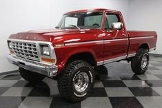 Ford Trucks For Sale, Ford Truck Models, 1979 Ford Truck, Old Pickup Trucks, Lifted Ford Trucks, Ford Ranger Truck, Car Ford, Ford Pickup For Sale, 1979 Ford Bronco