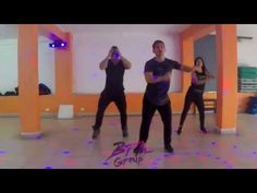 Bachata Zumba - Get Lucky - The force of love beginning - YouTube