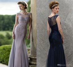 Casual Bridesmaid Dresses 2015 Appealing Mermaid Bridesmaid Dresses Sheer Scoop Neckline Floor Length With Lace Applique Exquisite Custom Formal Party Gowns Ah07 Gowns Dresses From Engerlaa, $84.56| Dhgate.Com