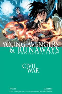 Civil War: Young Avengers & Runaways #1 (of 4) I couldn't give two shits about the Runaways but love me some Young Avengers so I had to read this