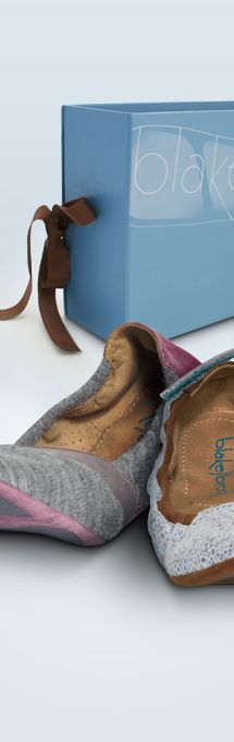 Blake Brody barre shoes
