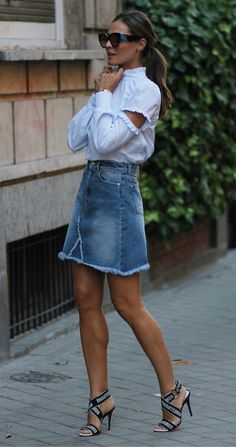 Street style Classy Outfits, Cool Outfits, Summer Outfits, Casual Outfits, Fashion Outfits, Womens Fashion, Paris Street Style Summer, Classy Street Style, All Jeans