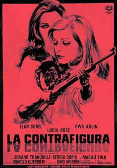 La contrafigura.  Romolo Guerrieri, 1971