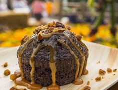 Buttermilk Chocolate Cake recipe from Flower and Garden Festival at EPCOT in Disney World
